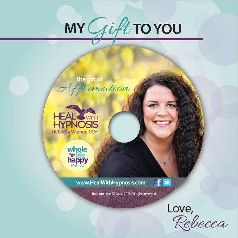 Audio Gift Love, Rebecca